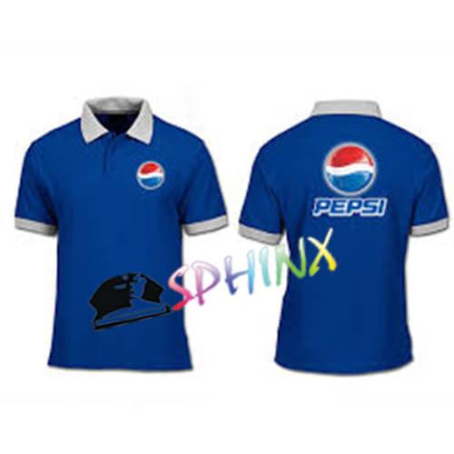 Giải pháp in logo lên áo