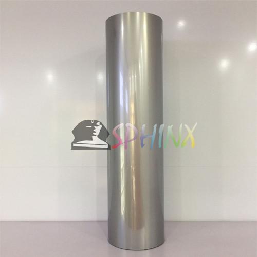 Decal phản quang bạc khổ 60cm (đế khô)